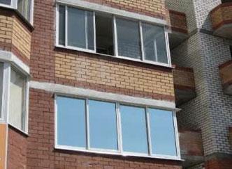 Как своими руками затонировать балкон 5